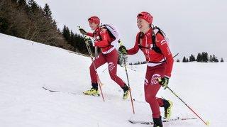 Marianne Fatton vice-championne d'Europe espoirs de l'individuel