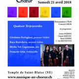 Saison Musique au chœur 2017/2018, concert 5