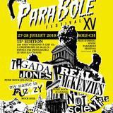 ParaBôle Festival 2018 - XVe édition