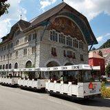 Train touristique - Le Locle