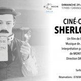 Ciné-concert : Sherlock Jr.