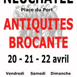 Antiquités - Brocante à Neuchâtel