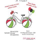 Balade urbaine à vélo