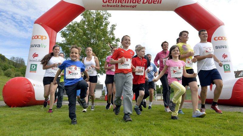Chaque année depuis 2005, durant le mois de mai, près de 160 communes se lancent des défis sportifs à travers la Suisse.