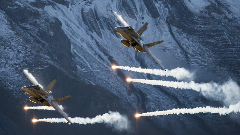 LeGSsAet les Verts lanceront le référendum contre les avions de combat
