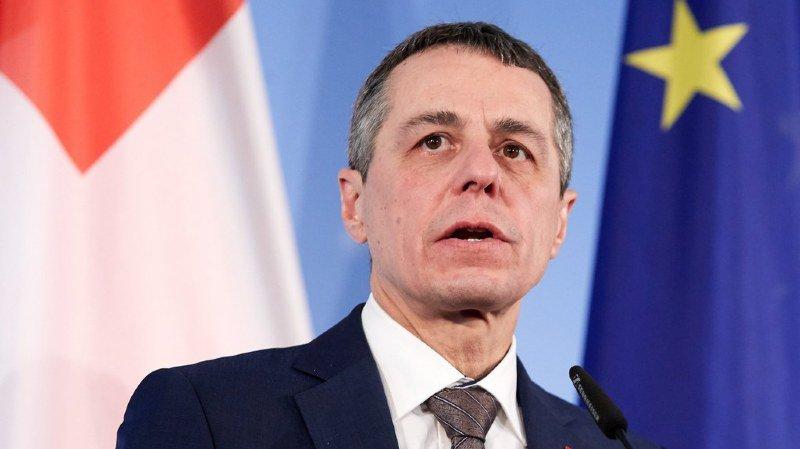 La Suisse veut un tribunal arbitral paritaire pour régler les litiges avec l'Union européenne