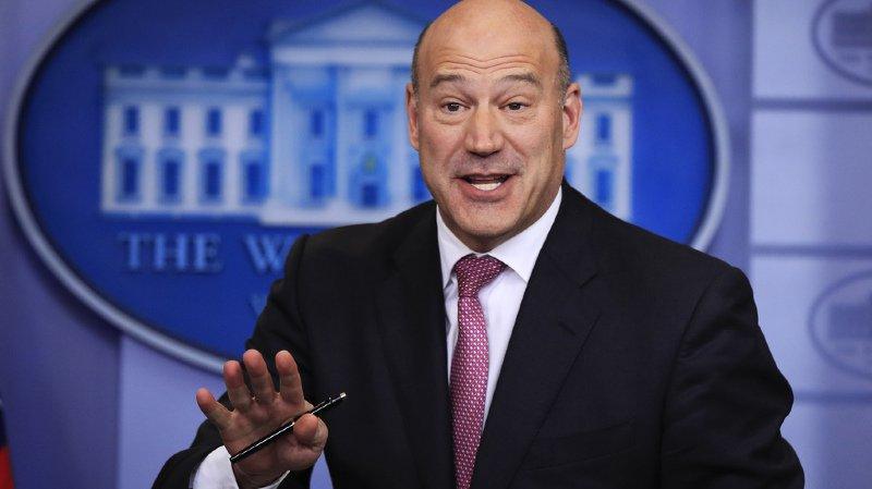 Etats-Unis: Gary Cohn, le principal conseiller économique de Trump, démissionne