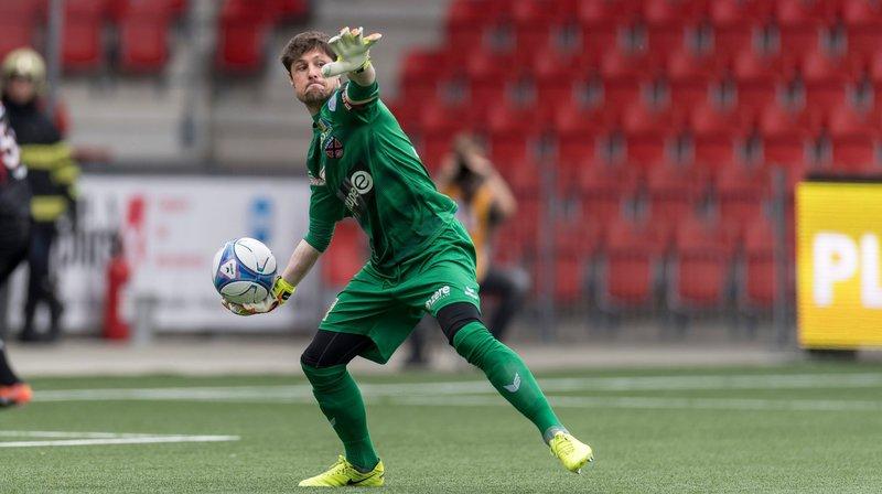 Laurent Walthert titularisé contre Lugano