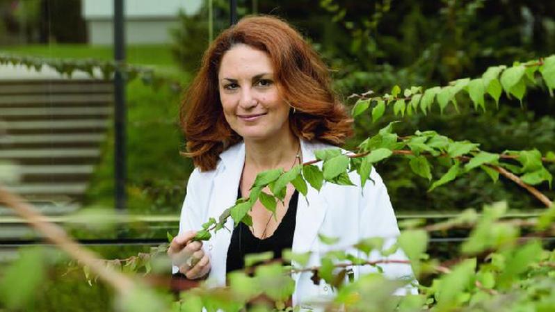 La doctoresse Pelagia Tsoutsou, médecin cheffe du service de radio-oncologie de l'HNE.