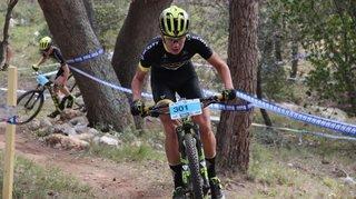 Alexandre Balmer encore deuxième dans le Tyrol
