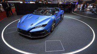 Salon de l'auto 2018: les plus belles voitures en images