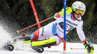 Ski alpin: Wendy Holdener 2e du slalom à Are, derrière Mikaela Shiffrin