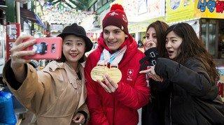 Jeux paralympiques de PyeongChang: le Valaisan Théo Gmür a sauvé le bilan suisse