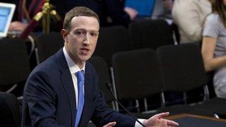 Scandale Facebook: 4 éléments clés de la première audition de Mark Zuckerberg devant le Sénat américain