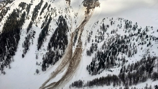 Toujours deux disparus dans l'avalanche