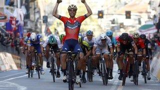 Nibali s'offre la Primavera avec une attaque de rêve