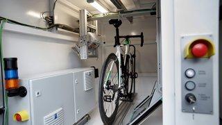Les moteurs des vélos  traqués aux rayons X
