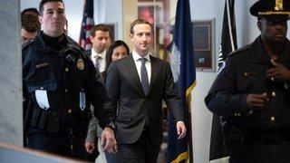 Facebook, la semaine de tous les dangers