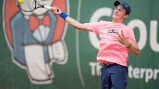 Après son titre, Damien Wenger rêve de Roland-Garros