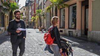 Courgemétrage: repérages au Neubourg