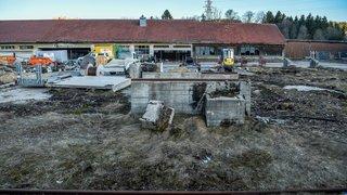 La Chaux-de-Fonds: Nouveau quartier en vue à l'ancienne scierie