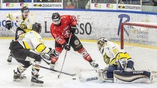 Le CP Fleurier égalise à domicile contre Red Ice Martigny
