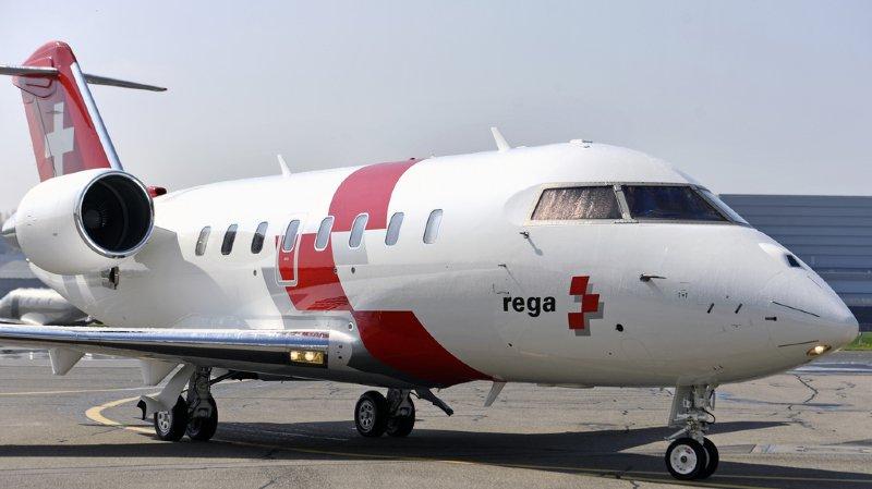 Secours aérien: le nouvel avion ambulance de la Rega va raccourcir les rapatriements