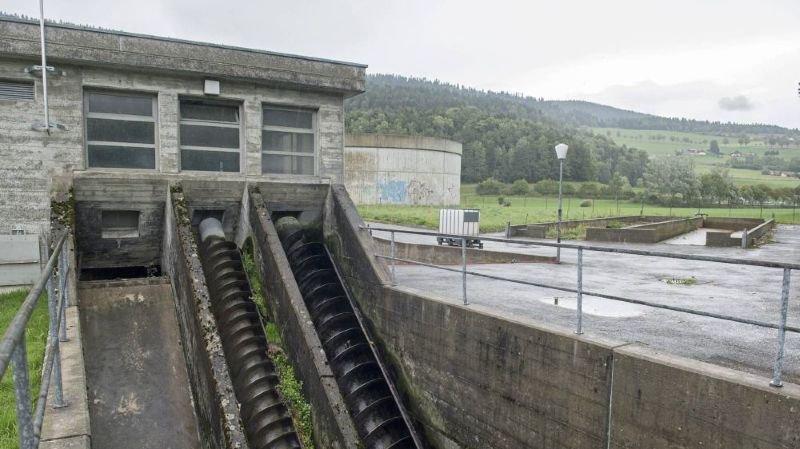 Des dizaines de litres d'hydrocarbures ont atteint la Step de Boveresse.