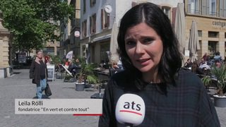 Neuchâtel veut interdire les pailles en plastique