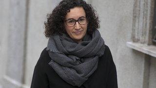 Catalogne:  la Suisse n'accordera pas l'extradition de Marta Rovira pour des motifs purement politiques