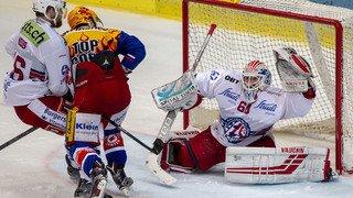 Hockey: Kloten gagne le plus long match de l'histoire suisse