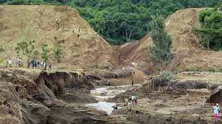 Un barrage cède au Kenya, au moins 47 morts