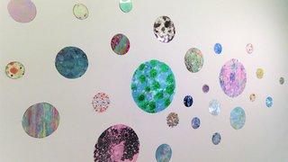 Motifs de lumière et conscience de l'eau  se mêlent dans l'art de Daniel Orson Ybarra