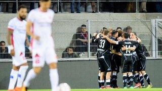 Le FC Sion bascule  à nouveau en enfer
