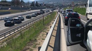 Autoroute rouverte entre Saint-Blaise et Neuchâtel