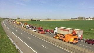 France: accident de deux minibus transportant des enfants handicapés, 18 blessés dont 3 graves