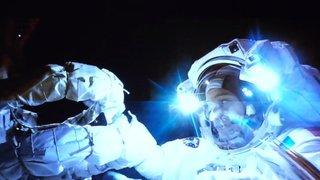 L'astronaute français Thomas Pesquet en première Suisse à Bulle