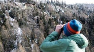 Prévisions: la population sera alertée en cas de glissements de terrain