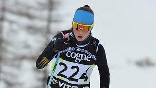 Fontainemelon: Lola Wuthrich sélectionnée par Swiss-Ski