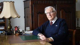 Le Neuchâtelois René Le Coultre, inventeur de la montre-bracelet à quartz, est décédé
