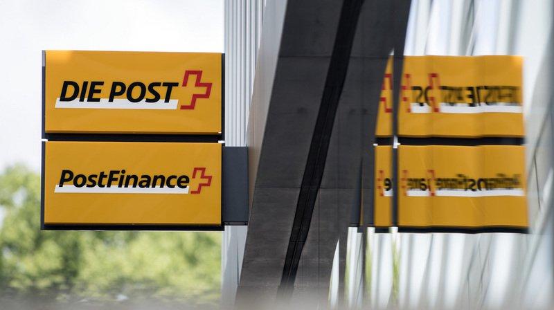 Postfinance: la banque va augmenter les frais de ses clients