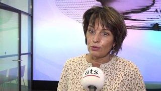 """Scandale CarPostal: """"Il faut regagner la confiance"""" plaide Doris Leuthard"""