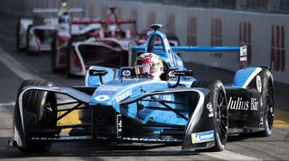 Formule E: déception pour le Vaudois Sébastien Buemi, qui termine au 5e rang du e-Prix de Zurich