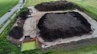 """Drame de la compostière du Val-de-Ruz: """"Plus personne ne pourra tomber"""""""
