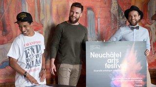 Neuchâtel arts festival décroche 25 000 francs
