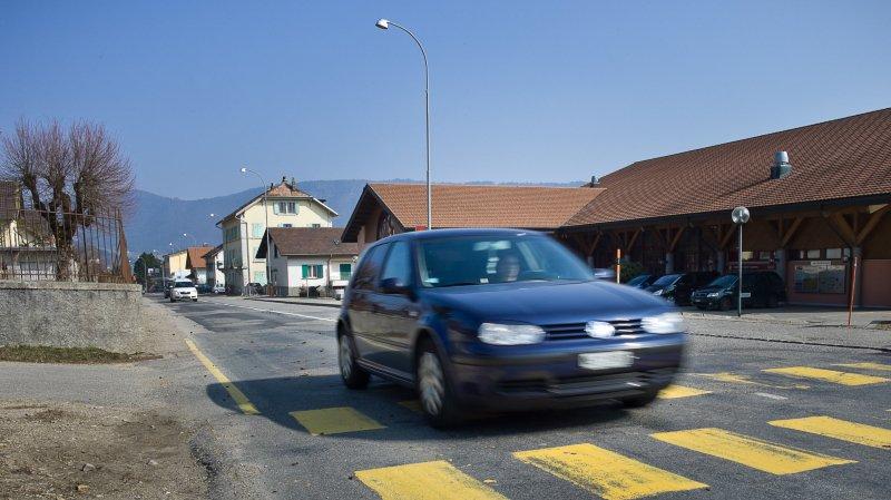 Les travaux de rénovation de la traversée de Chézard commencent dès mi-août