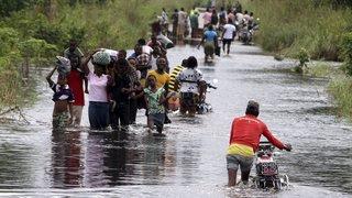 Nigeria: les pluies torrentielles font une cinquantaine de morts et une vingtaine de disparus