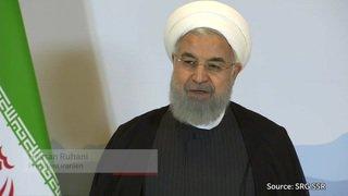 Coupe du monde 2018: le président iranien souhaite bonne chance à la Suisse
