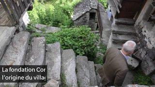 Corippo, le plus petit village de Suisse se transforme en hôtel