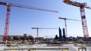 Construction: les dépenses dans le bâtiment ont augmenté en 2018, mais le génie civil souffre